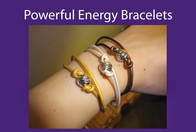 Energy Bracelets for a Powerful Energetic Boost