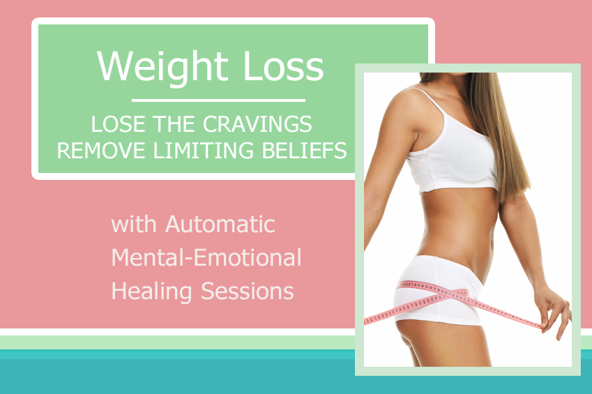 Weight Loss Mental Emotional Sessions