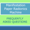 Frequently Asked Questions – Manifestation Paper Radionics Machine