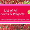 List of All Services and Projects