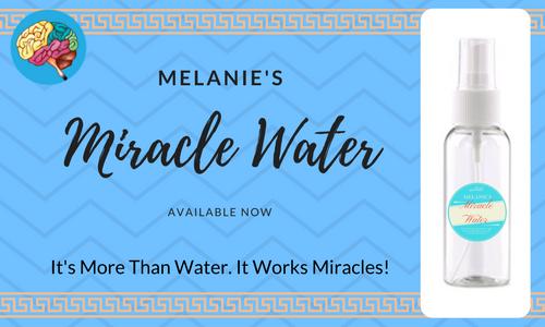 Melanies Miracle Water